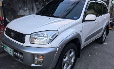 Selling Toyota Rav4 2000 in Quezon City