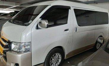 White Toyota Hiace 2019 for sale in Cebu