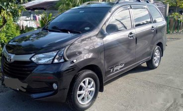 Sell Grey 2017 Toyota Avanza at 38000 km