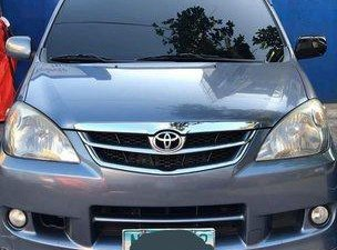 Grey Toyota Avanza 2010 Automatic for sale