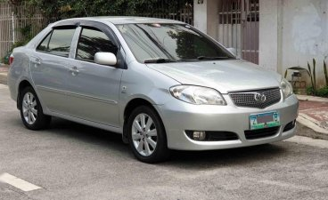 Sell Silver 2006 Toyota Vios in Quezon City