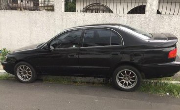 Sell Black 1997 Toyota Corona at 174900 km