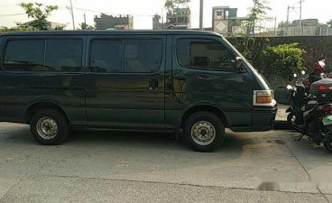Sell Green 2000 Toyota Hiace Van Manual Diesel
