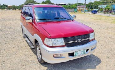 Red Toyota Revo 2002 for sale in Cebu