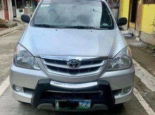 Silver Toyota Avanza 2010 at 47000 km for sale