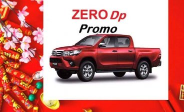 2019 Toyota Hilux for sale in Manila