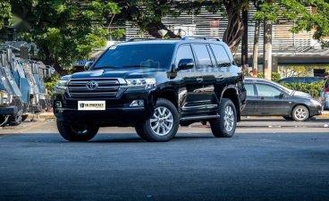 Sell Black 2020 Toyota Land Cruiser in Parañaque