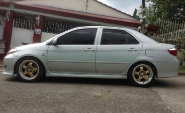 Selling White Toyota Vios 2005 in Rodriguez