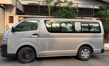 Sell 2014 Toyota Hiace in Manila