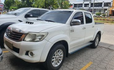 Toyota Hilux 2012 for sale in Davao City