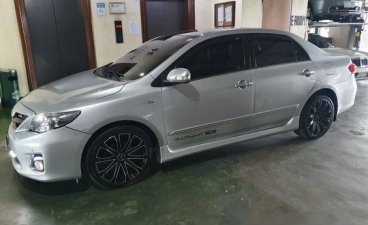 Grey Toyota Corolla altis 2010 for sale in Automatic