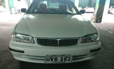 White Toyota Corolla 2004 for sale in Manila