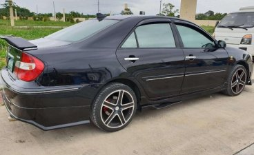 Sell Black 2004 Toyota Camry in Manila