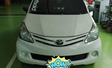 Sell White 2017 Toyota Avanza in Quezon City