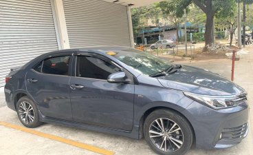 Sell Grey 2017 Toyota Corolla altis in Quezon City