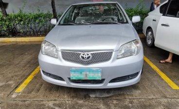 Selling Silver Toyota Vios 2006 in Mandaue