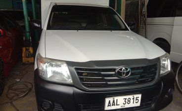 Silver Toyota Hilux 2015 for sale in Quezon City