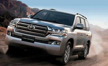 Sell Silver 0 Toyota Land Cruiser in Manila