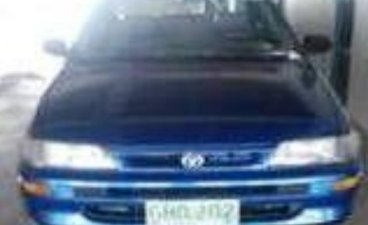 Sell Blue 1997 Toyota Corolla in Consolacion