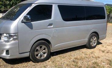 Sell Silver 2014 Toyota Grandia in Cabanatuan