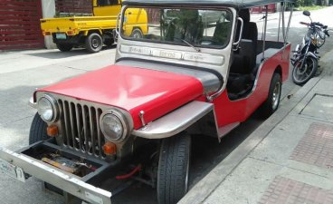 Selling Red Toyota Tundra 1993 in Quezon City