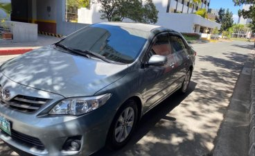 Selling Blue Toyota Corolla altis 2017 in Muntinlupa