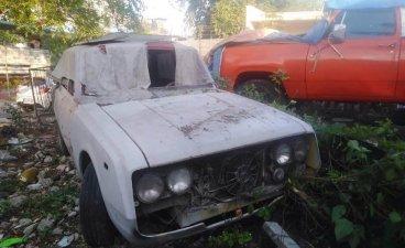 White Toyota Corona 1972 for sale in Manual