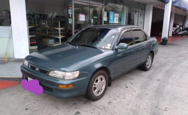 Selling Toyota Corolla 1997 in Quezon City
