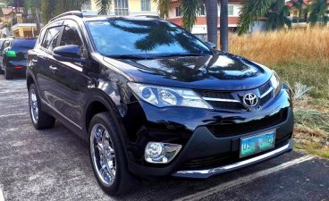 Toyota Rav4 2013 for sale in Mabalacat