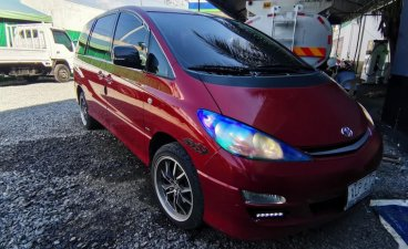 Sell Red 2004 Toyota Previa in Manila