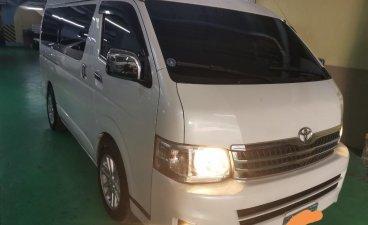 Toyota Hiace 2013 for sale in Manila