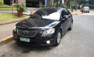 Black Toyota Camry 2007 for sale in Manila