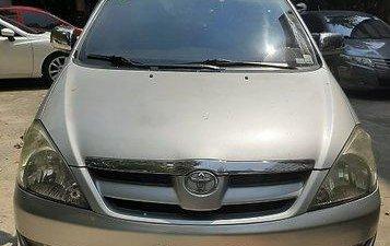 Selling Silver Toyota Innova 2008 in Manila