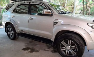 Sell Silver 2011 Toyota Fortuner in Binalonan