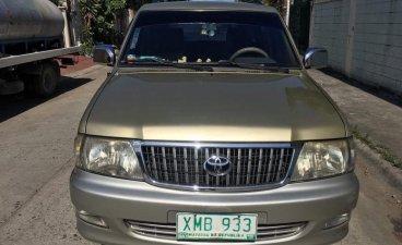 Brown Toyota Revo 2004 for sale in Malabon
