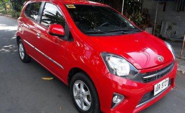 Toyota Wigo 2016 for sale in Quezon City
