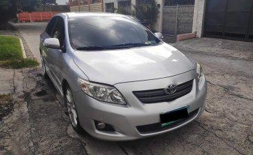 Sell Silver 2010 Toyota Corolla altis in Manila
