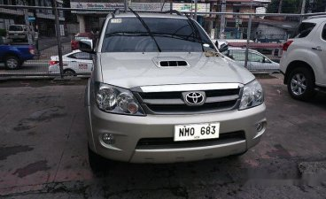 Sell Silver 2008 Toyota Fortuner in Manila