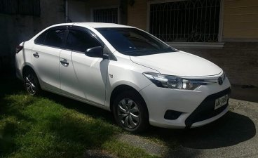 White Toyota Vios 2007 for sale in Manual