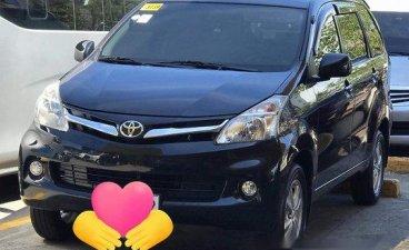 Sell Black 2015 Toyota Avanza in Manila