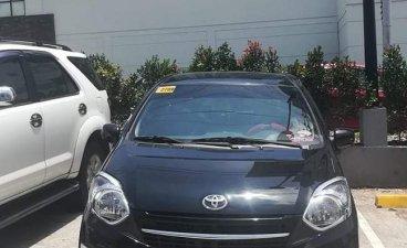 Black Toyota Wigo 2016 for sale in Tagaytay