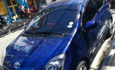 Sell Blue 2015 Toyota Wigo in Manila