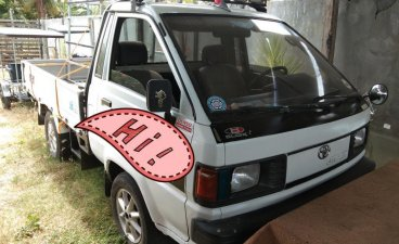 Sell White 1990 Toyota Lite Ace in Talavera
