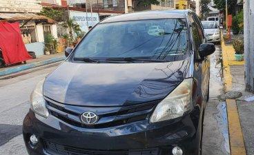 Black Toyota Avanza 2013 for sale in Manila