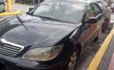 Black Toyota Camry 2018 for sale in Quezon City