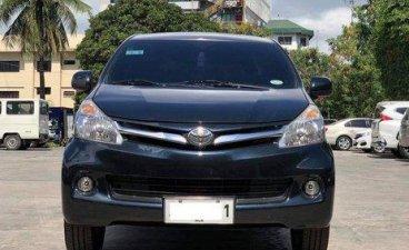 Sell Black 2015 Toyota Avanza in Makati