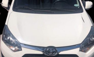 Sell White 2017 Toyota Wigo in Manila