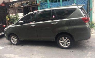 Grey Toyota Innova 2019 for sale in Manila