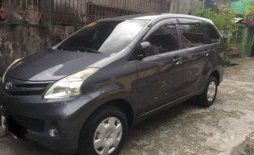 Selling Grey Toyota Avanza 2014 in Marikina