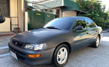 Grey Toyota Corolla 1998 for sale in Quezon City